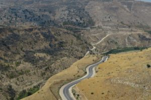 Israel's Syrian Border