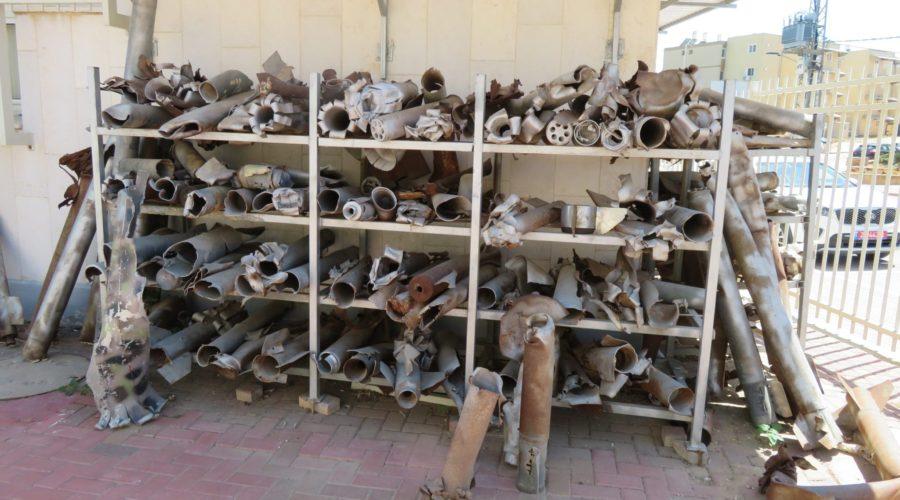 Update from Sderot, Israel